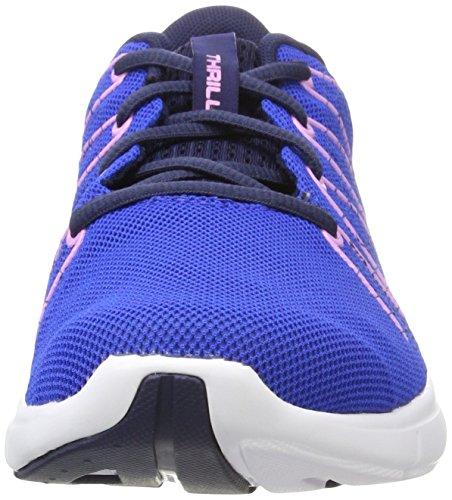 Under Armour UA W Thrill 3, Scarpe Running Donna Blu (Lapis Blue)