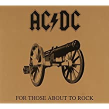 For Those About to Rock We Salute You by Ac/Dc (2008-10-22?