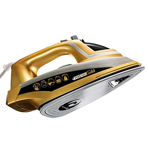 JML Phoenix Gold, ferro da stiro da 2200 watt e 380 mm