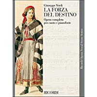 La Forza del Destino - VOCAL SCORE
