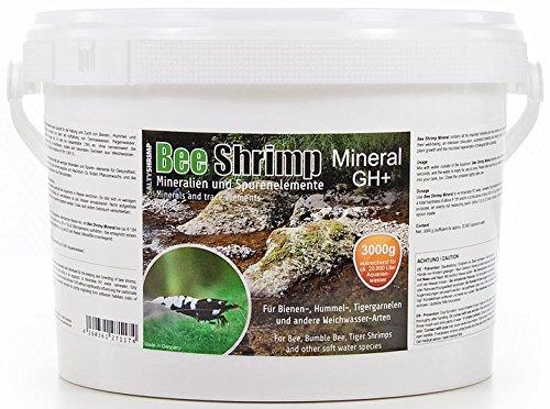 SaltyShrimp - Bee Shrimp Mineral GH+, 3 kg