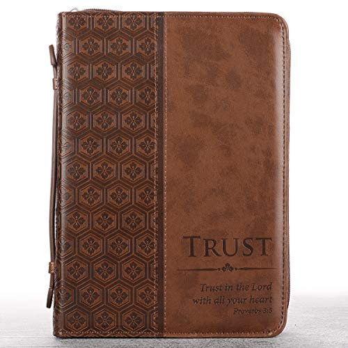 Brown Luxleather Trust Prov 3