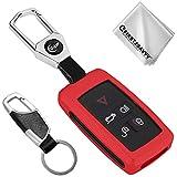 Best Productos de limpieza para coches - First2savvv Rojo Aluminio Coche Caso Dominante Alejado Bolsa Review
