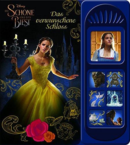 Preisvergleich Produktbild Die Schöne und das Biest - Soundbuch - Disney Pappbilderbuch mit 7 Geräuschen - Buch zum Realfilm