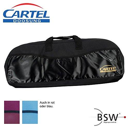 CARTEL Junior - Bogentasche - versch. Farben Schwarz
