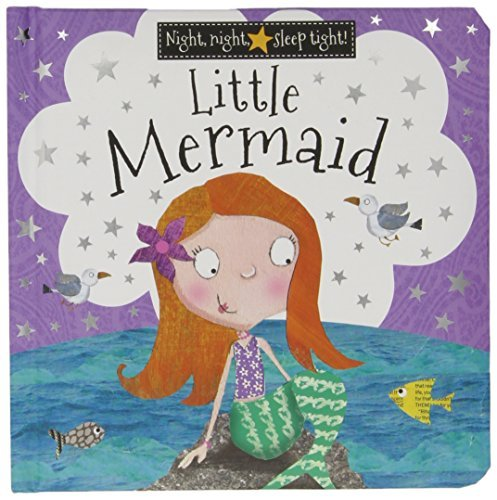 Little Mermaid (Night Night Sleep Tight) by Clare Fennell (2015-01-01) por Clare Fennell