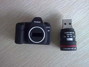 4GB Mini Camera USB Flash Drive Funny Memory Stick