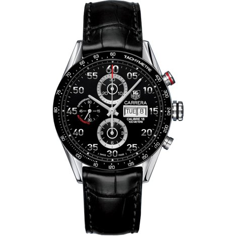TAG Heuer Carrera Automatik Chronograph Day-Date CV2A10.FC6235