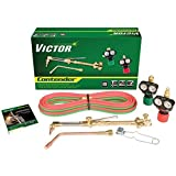Victor Technologies 0384 – 2050 Contender Heavy Duty Cutting System, acetylene Gas Service, ESS3