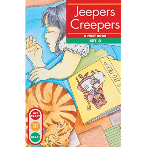 Jeepers Creepers: A First Book--Set 3 (Get Ready-Get Set-Read! (Pb))