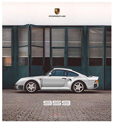 Porsche 959 por Jurgen Lewandowski