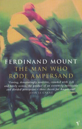 The Man Who Rode Ampersand (Chronicle of Modern Twilight) (English Edition) -