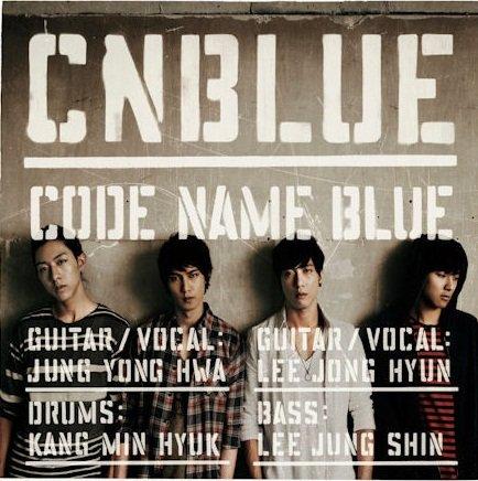 Jpop CD, CNBLUE - Code Name Blue (Japan 1st Album : Limited Ed.) CD + DVD + Free Gift (The Face Shop Make pack sheet + Nature Republic Mask Pack Sheet) *NEW* (Cnblue Dvd)