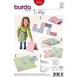 Patrón de Burda 6752 Juegos