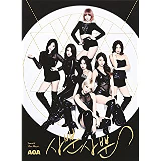 Aoa 2nd Mini Album