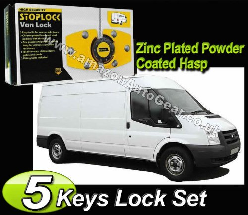 Defender 90 4x4 Stoplock Large Steering Lock