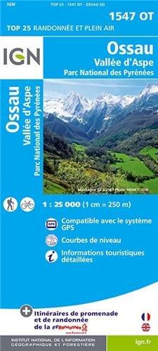 1547OT OSSAU/VALLEE D'ASPE/PN DES PYRENEES