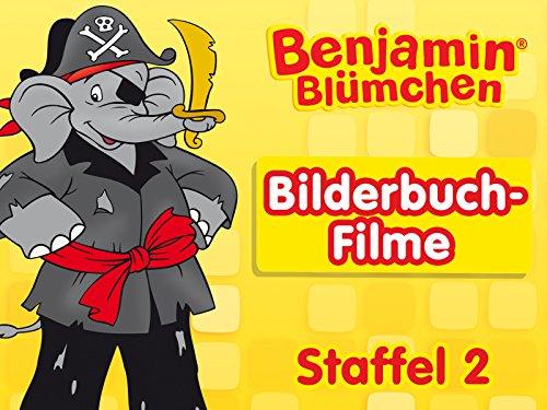 Cartoon Schnelle Kostüm - Benjamin Blümchen als Pirat