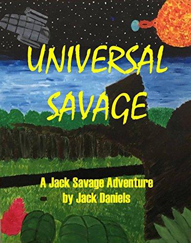 universal-savage-a-jack-savage-adventure-english-edition