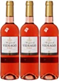 Marques de Vidiago Rose Rioja Wine 2013  (Case of 3)