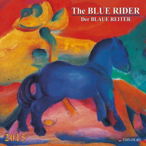 The Blue Rider - Der Blaue Reiter 2015 Fine Arts