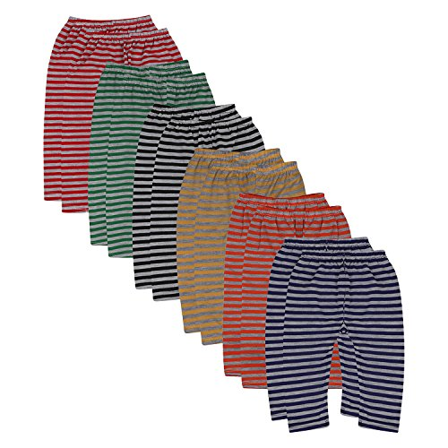 beunew Multicolor Track Pants Pyjamas Lower Combo for Boys and Girls(Pack of...