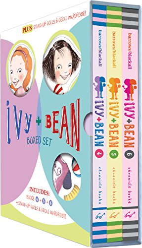 Ivy and Bean Boxed Set 2: Bk. 4-5-6 (Ivy & Bean)