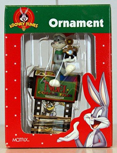warner-brothers-02723-looney-tunes-natale-drachensilber-christmas-ornament-bugs-bunny-su-film-ruolo-