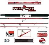DAM Steelpower Red Boat - Meeresrute