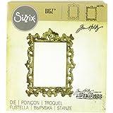 """Sizzix Bigz Die By Tim Holtz 5.5""""X6""""-Ornate Frame #2"""