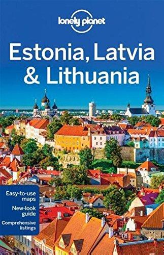 Estonia, Latvia & Lithuania 7 (Travel Guide)