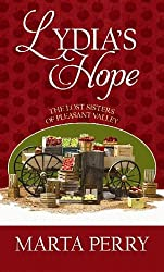 Lydia's Hope: The Lost Sisters of Pleasant Valley by Marta Perry (2013-09-01)
