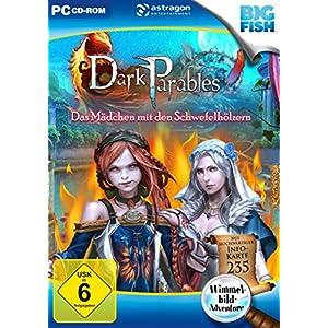 Dark Parables: Das Mädchen mit den Schwefelhölzern – PC [