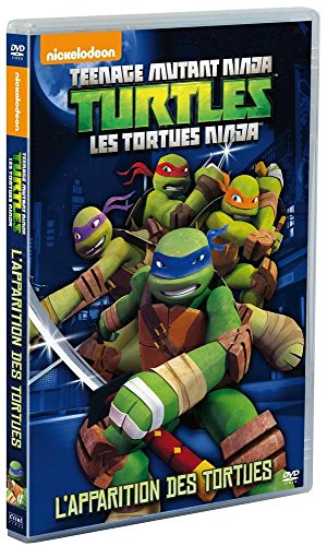 Vignette du document Turtles : Les Tortues Ninja. L'apparition des Tortues