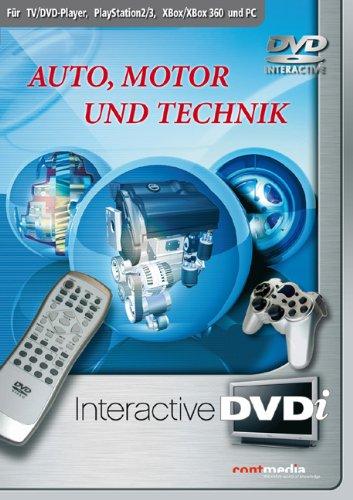 Auto-movie-player (interactive DVDi Auto, Motor & Technik: Interactive DVDi ist multimediales Lernen am Fernseher. Sie benötigen nichts weiter als Ihr TV-Gerät und einen DVDPlayer. Wenn Sie einen Movie-Player auf Ihrem PC installiert haben, können Sie diese DVD natürlich auch am PC interaktiv ansehen, wie jede andere DVD. Das Interactive DVDi-Menü führt Sie intuitiv durch das Programm und ermöglicht das einfache Navigieren durch das Thema mit Bildern, Texten, Filmen und multimedialen Inhalten)