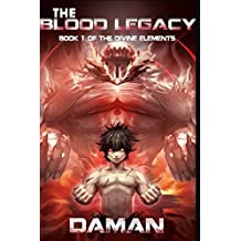 The Blood Legacy (The Divine Elements, Band 1)