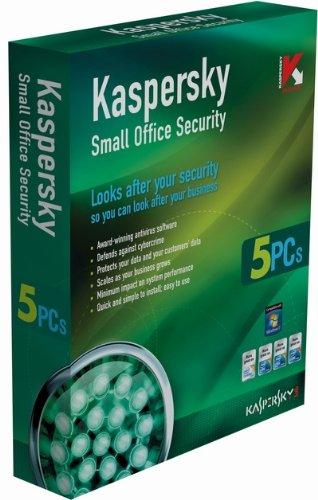 Preisvergleich Produktbild KASPERSKY 5 SOS 2 Benutzer mit 1 Tortenheber V2 Spanisch