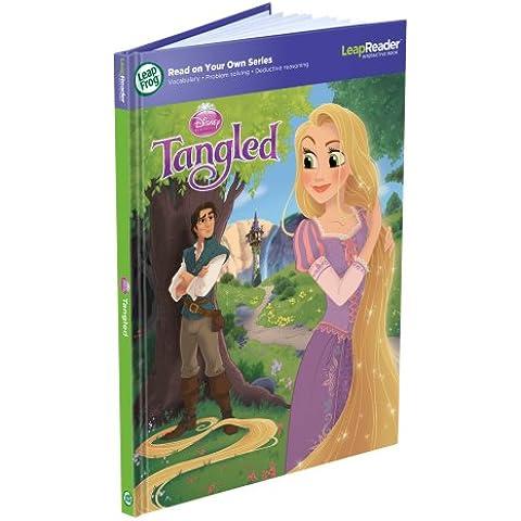 LeapFrog LeapReader Disney Tangled - Libro electrónico (en inglés)