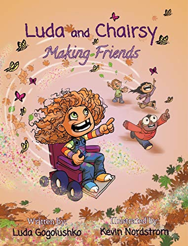 Luda and Chairsy: Making Friends