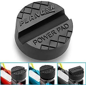 PLANGER - ALLE GRÖSSEN -Wagenheber Gummiauflage für Rangierwagenheber-Universal Gummiauflage Wagenheber-Schützt Ihren PKW und SUV Robustem Gummi