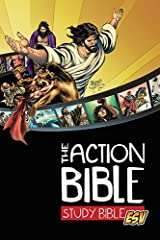 The Action Bible Study Bible ESV Hardcover