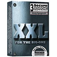 Secura OV-Grosshandel Secura XXL 24er Kondome preisvergleich bei billige-tabletten.eu