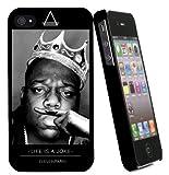 Eleven Paris Notorious Big Coque pour iPhone 4/4S Noir