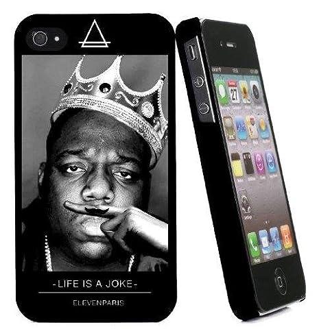 Coque Iphone 4s Eleven Paris - Eleven Paris Notorious Big Coque pour iPhone