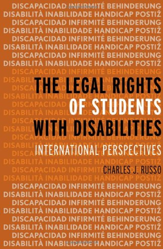 eBooks Box: The Legal Rights of Students with Disabilities: International Perspectives PDF