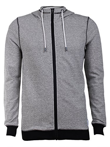 Tom Tailor Denim Herren Sweatjacke Yarn Dyed
