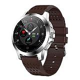 kMOoz Smart Watch Armband, Smart-Armband-Uhr-Fitness Tracker ECG Smart Watch Sports Armband ECG Herzfrequenz-Blutdruck-Test