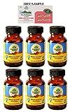 "Organic India Wt-Balance - 60 Veg Capsules - Pack of 6 - ""DHL"