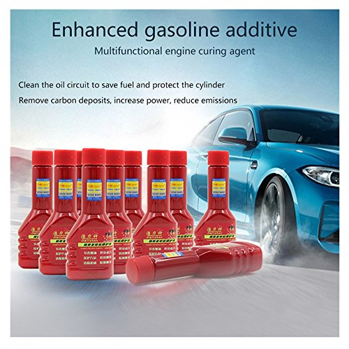 Super Diesel Kraftstoffzusatz Benzinkraftstoffadditive Motorspülung Motor System Reiniger Benzin 50 ml Kraftstoff Öl Schoner Kohlenstoff Reinigungsmittel Kraftstoff Zusatzstoff des Kraftstoff