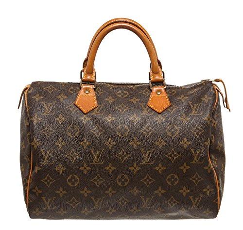 louis-vuitton-pre-owned-monogram-canvas-leather-speedy-30-cm-bag